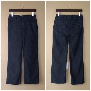 Jag Jeans Mid Rise Bootcut Trouser